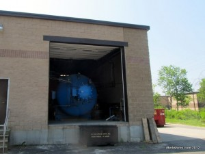 An autoclave used to heat the glass exploded in 2008 and forced the company to shut down for two months.